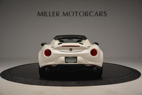 New 2015 Alfa Romeo 4C Spider for sale Sold at Maserati of Greenwich in Greenwich CT 06830 18