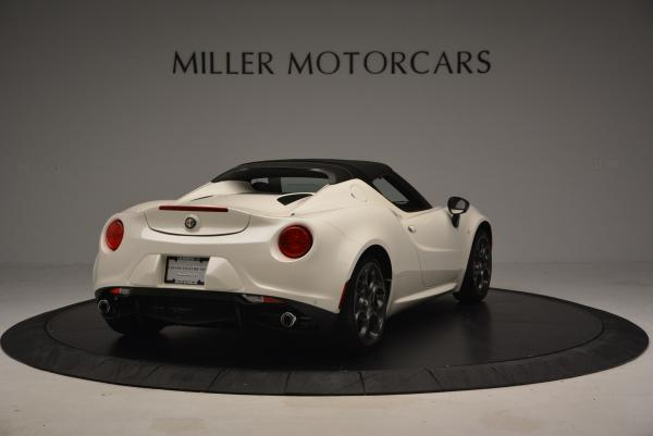 New 2015 Alfa Romeo 4C Spider for sale Sold at Maserati of Greenwich in Greenwich CT 06830 19