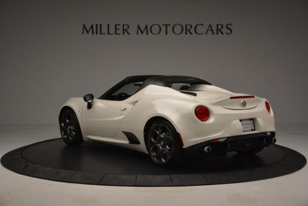 New 2015 Alfa Romeo 4C Spider for sale Sold at Maserati of Greenwich in Greenwich CT 06830 5