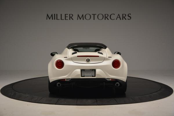 New 2015 Alfa Romeo 4C Spider for sale Sold at Maserati of Greenwich in Greenwich CT 06830 6