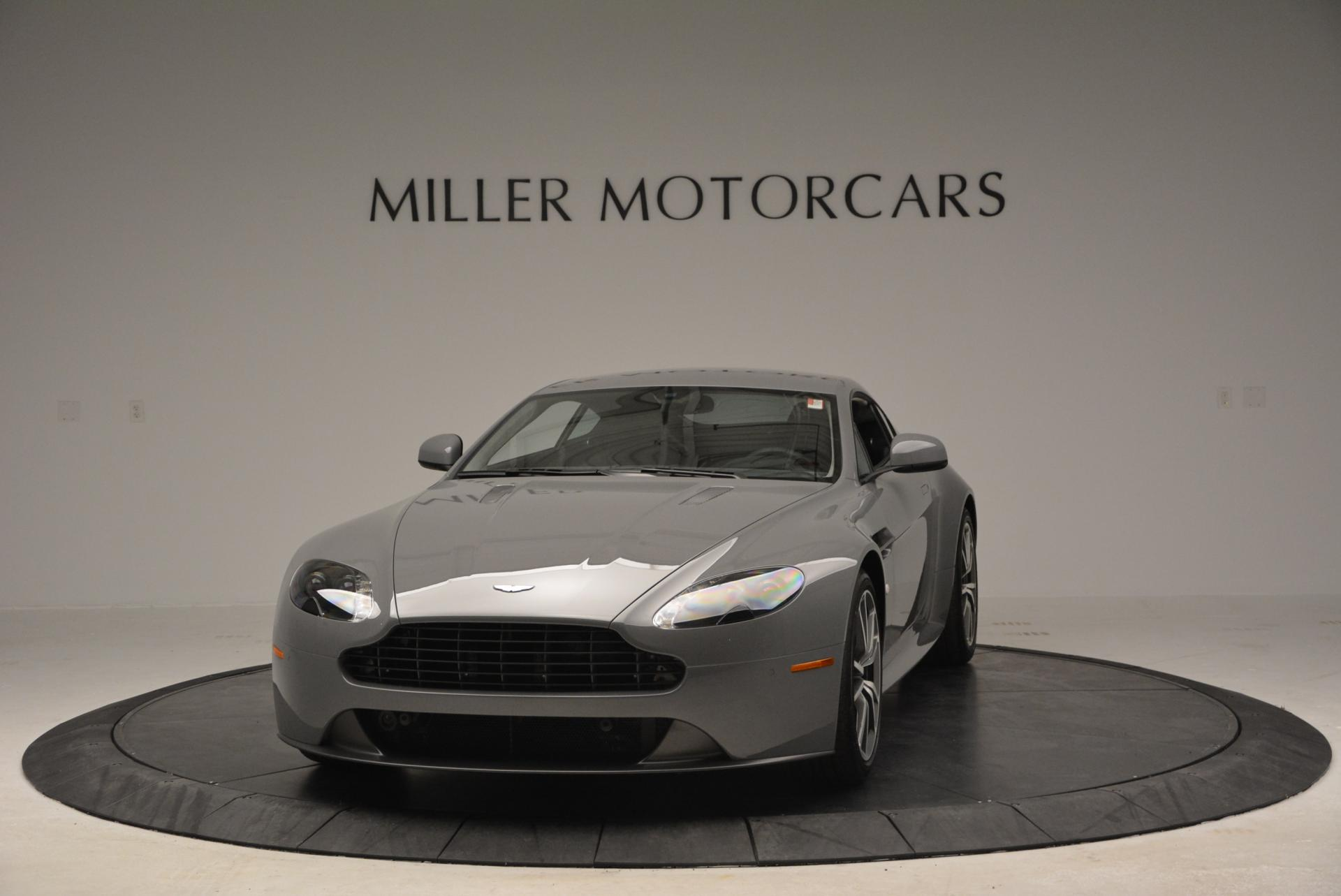 New 2016 Aston Martin Vantage GT for sale Sold at Maserati of Greenwich in Greenwich CT 06830 1