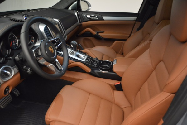 Used 2016 Porsche Cayenne Turbo for sale Sold at Maserati of Greenwich in Greenwich CT 06830 20