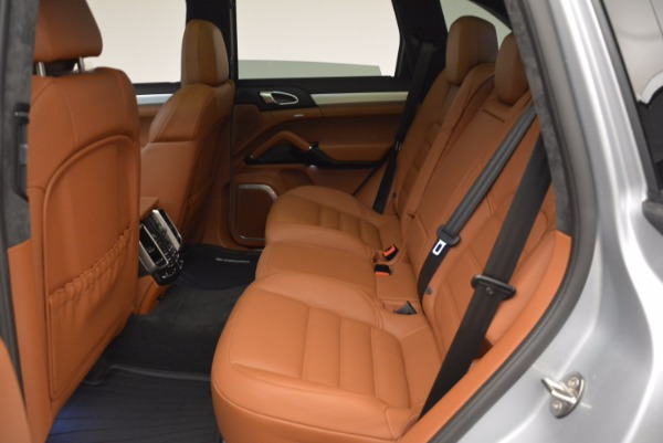 Used 2016 Porsche Cayenne Turbo for sale Sold at Maserati of Greenwich in Greenwich CT 06830 26