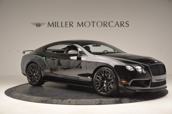 Used 2015 Bentley Continental GT GT3-R for sale Sold at Maserati of Greenwich in Greenwich CT 06830 10