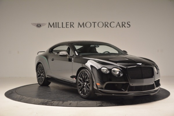 Used 2015 Bentley Continental GT GT3-R for sale Sold at Maserati of Greenwich in Greenwich CT 06830 11