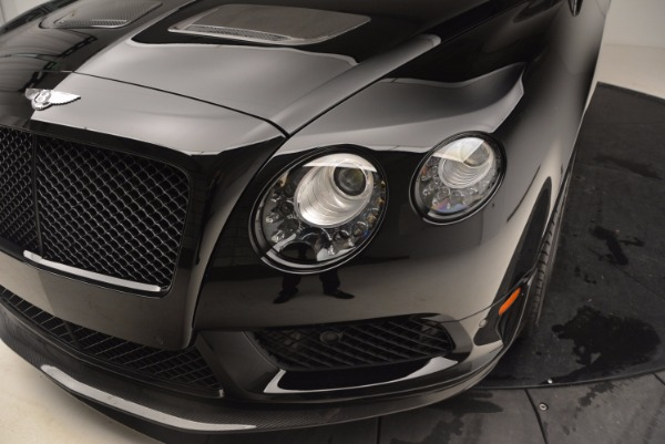 Used 2015 Bentley Continental GT GT3-R for sale Sold at Maserati of Greenwich in Greenwich CT 06830 14