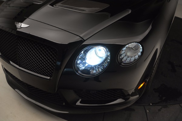 Used 2015 Bentley Continental GT GT3-R for sale Sold at Maserati of Greenwich in Greenwich CT 06830 19