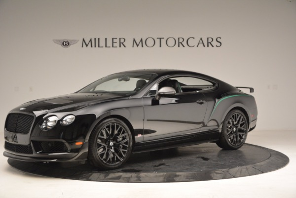 Used 2015 Bentley Continental GT GT3-R for sale Sold at Maserati of Greenwich in Greenwich CT 06830 2