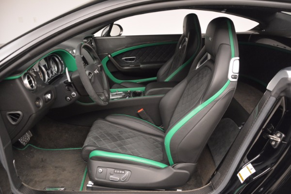 Used 2015 Bentley Continental GT GT3-R for sale Sold at Maserati of Greenwich in Greenwich CT 06830 25