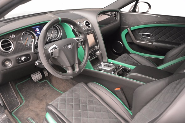 Used 2015 Bentley Continental GT GT3-R for sale Sold at Maserati of Greenwich in Greenwich CT 06830 27