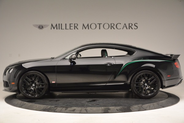 Used 2015 Bentley Continental GT GT3-R for sale Sold at Maserati of Greenwich in Greenwich CT 06830 3