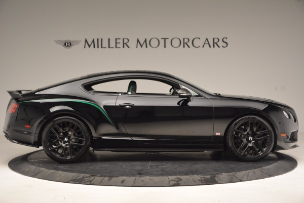 Used 2015 Bentley Continental GT GT3-R for sale Sold at Maserati of Greenwich in Greenwich CT 06830 9