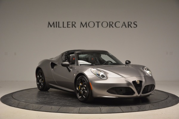 New 2016 Alfa Romeo 4C Spider for sale Sold at Maserati of Greenwich in Greenwich CT 06830 11
