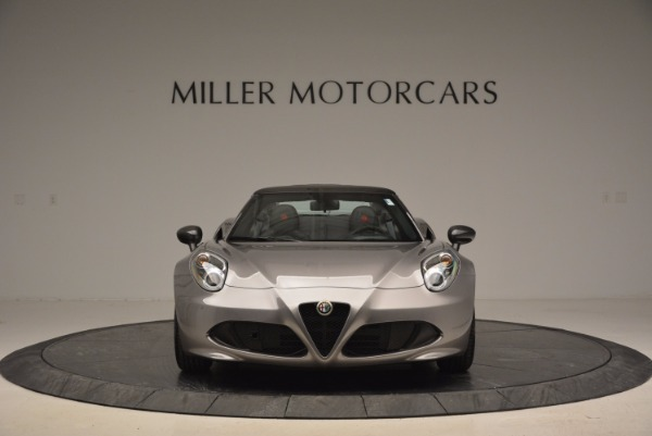 New 2016 Alfa Romeo 4C Spider for sale Sold at Maserati of Greenwich in Greenwich CT 06830 12