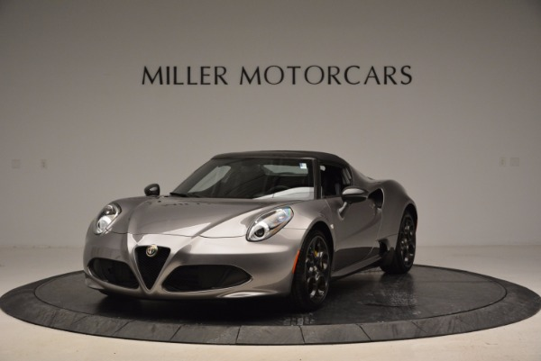 New 2016 Alfa Romeo 4C Spider for sale Sold at Maserati of Greenwich in Greenwich CT 06830 13