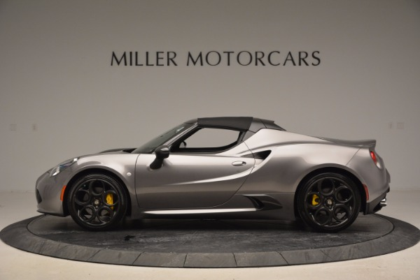 New 2016 Alfa Romeo 4C Spider for sale Sold at Maserati of Greenwich in Greenwich CT 06830 15