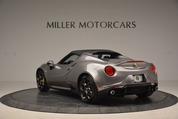 New 2016 Alfa Romeo 4C Spider for sale Sold at Maserati of Greenwich in Greenwich CT 06830 17
