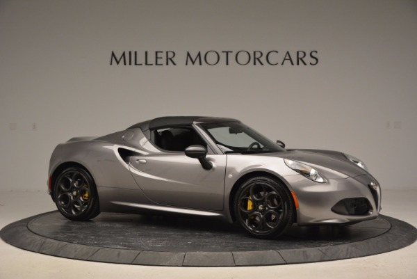 New 2016 Alfa Romeo 4C Spider for sale Sold at Maserati of Greenwich in Greenwich CT 06830 22