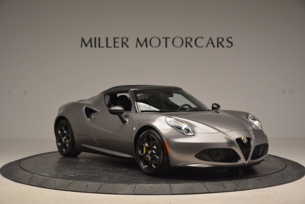 New 2016 Alfa Romeo 4C Spider for sale Sold at Maserati of Greenwich in Greenwich CT 06830 23