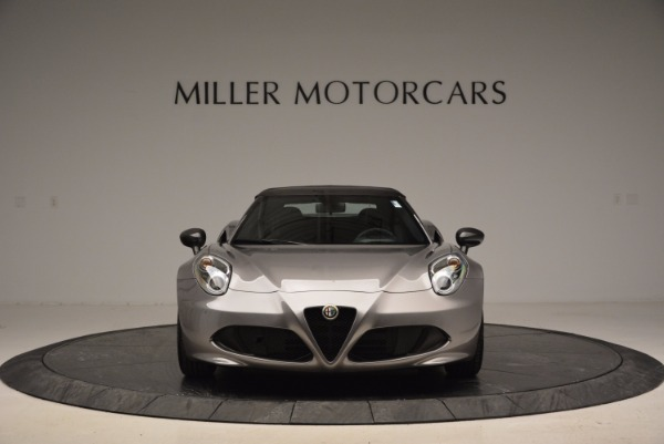 New 2016 Alfa Romeo 4C Spider for sale Sold at Maserati of Greenwich in Greenwich CT 06830 24