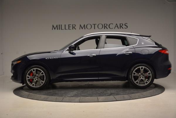 New 2017 Maserati Levante S Q4 for sale Sold at Maserati of Greenwich in Greenwich CT 06830 3