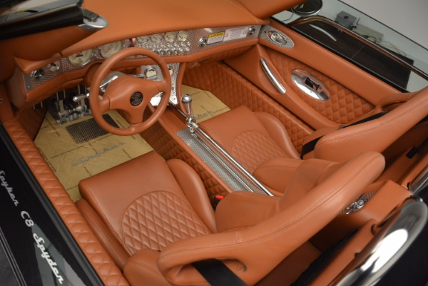 Used 2006 Spyker C8 Spyder for sale Sold at Maserati of Greenwich in Greenwich CT 06830 13