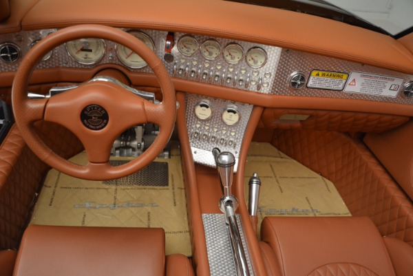 Used 2006 Spyker C8 Spyder for sale Sold at Maserati of Greenwich in Greenwich CT 06830 17