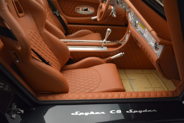 Used 2006 Spyker C8 Spyder for sale Sold at Maserati of Greenwich in Greenwich CT 06830 20