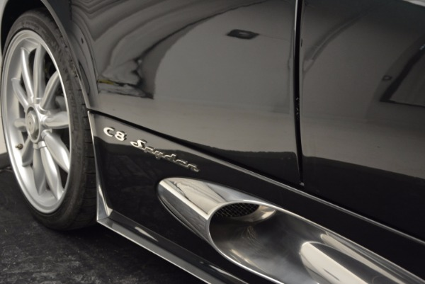 Used 2006 Spyker C8 Spyder for sale Sold at Maserati of Greenwich in Greenwich CT 06830 23