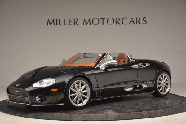 Used 2006 Spyker C8 Spyder for sale Sold at Maserati of Greenwich in Greenwich CT 06830 4