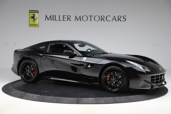 Used 2016 Ferrari F12 Berlinetta for sale Sold at Maserati of Greenwich in Greenwich CT 06830 10