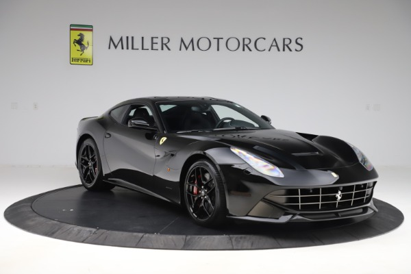 Used 2016 Ferrari F12 Berlinetta for sale Sold at Maserati of Greenwich in Greenwich CT 06830 11