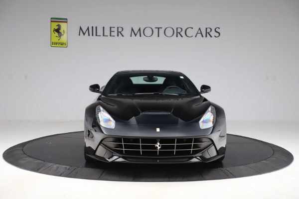 Used 2016 Ferrari F12 Berlinetta for sale Sold at Maserati of Greenwich in Greenwich CT 06830 12