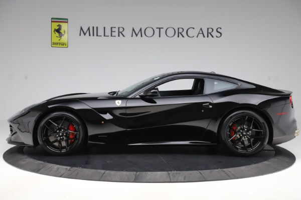 Used 2016 Ferrari F12 Berlinetta for sale Sold at Maserati of Greenwich in Greenwich CT 06830 3