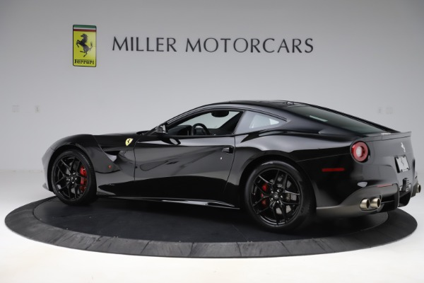 Used 2016 Ferrari F12 Berlinetta for sale Sold at Maserati of Greenwich in Greenwich CT 06830 4