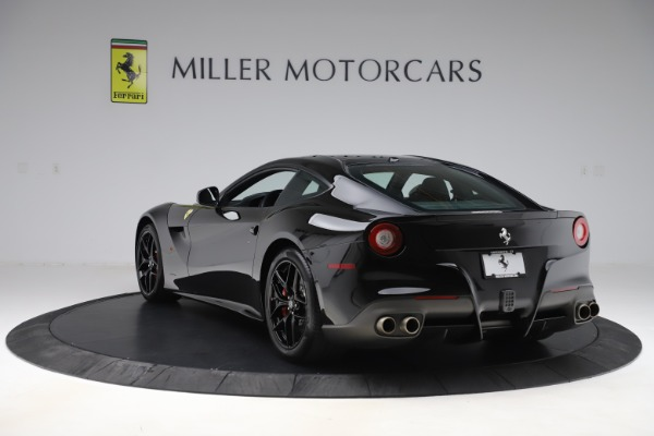 Used 2016 Ferrari F12 Berlinetta for sale Sold at Maserati of Greenwich in Greenwich CT 06830 5