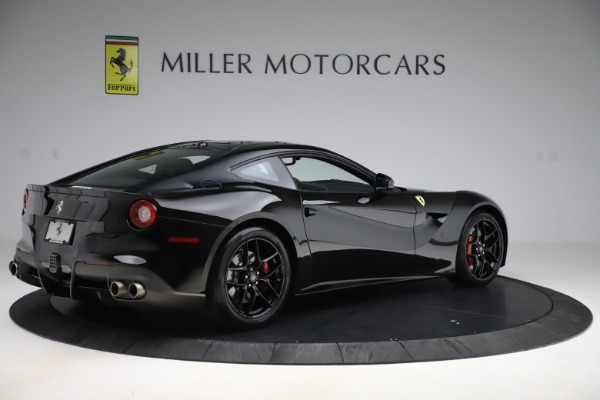 Used 2016 Ferrari F12 Berlinetta for sale Sold at Maserati of Greenwich in Greenwich CT 06830 8