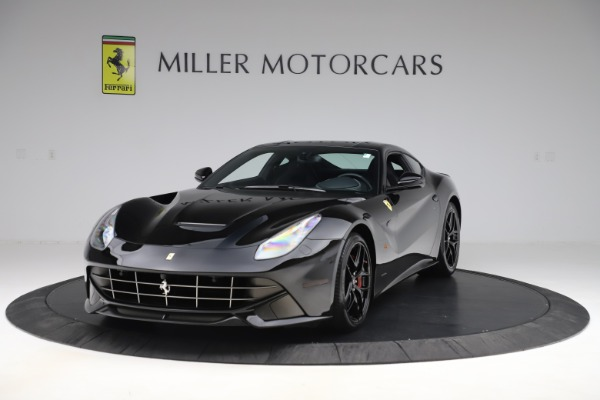 Used 2016 Ferrari F12 Berlinetta for sale Sold at Maserati of Greenwich in Greenwich CT 06830 1