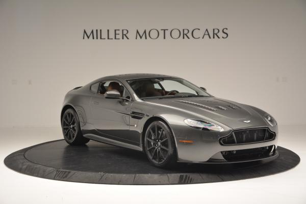 Used 2015 Aston Martin V12 Vantage S for sale Sold at Maserati of Greenwich in Greenwich CT 06830 11