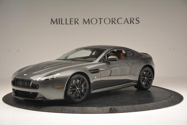 Used 2015 Aston Martin V12 Vantage S for sale Sold at Maserati of Greenwich in Greenwich CT 06830 2
