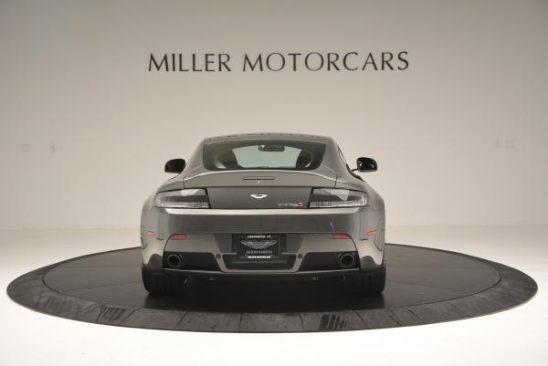 Used 2015 Aston Martin V12 Vantage S for sale Sold at Maserati of Greenwich in Greenwich CT 06830 6