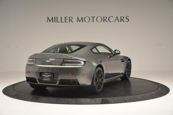 Used 2015 Aston Martin V12 Vantage S for sale Sold at Maserati of Greenwich in Greenwich CT 06830 7