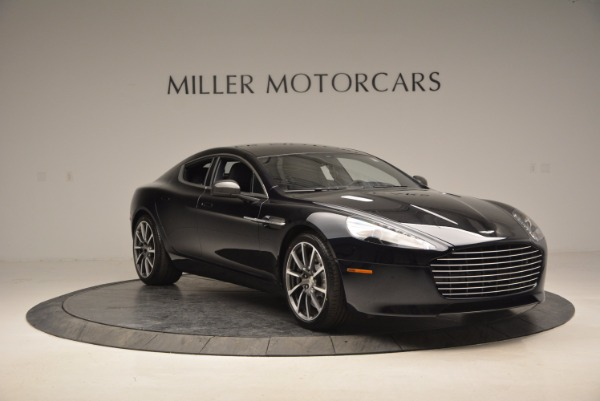 New 2017 Aston Martin Rapide S Shadow Edition for sale Sold at Maserati of Greenwich in Greenwich CT 06830 11