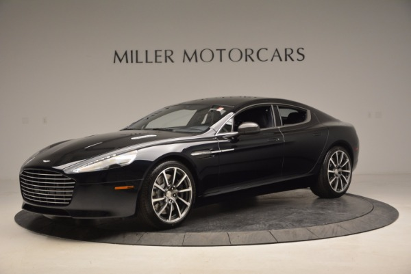 New 2017 Aston Martin Rapide S Shadow Edition for sale Sold at Maserati of Greenwich in Greenwich CT 06830 2