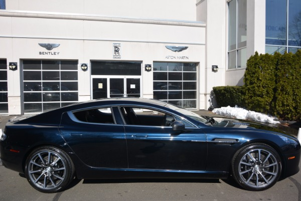 New 2017 Aston Martin Rapide S Shadow Edition for sale Sold at Maserati of Greenwich in Greenwich CT 06830 26