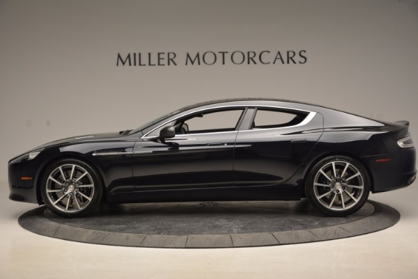 New 2017 Aston Martin Rapide S Shadow Edition for sale Sold at Maserati of Greenwich in Greenwich CT 06830 3