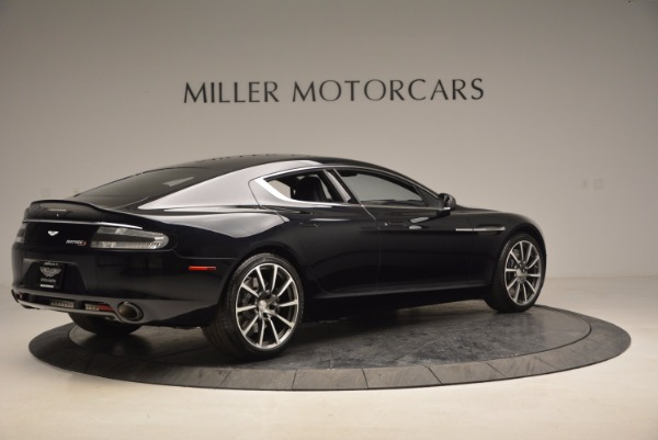 New 2017 Aston Martin Rapide S Shadow Edition for sale Sold at Maserati of Greenwich in Greenwich CT 06830 8