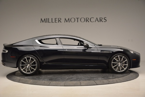New 2017 Aston Martin Rapide S Shadow Edition for sale Sold at Maserati of Greenwich in Greenwich CT 06830 9