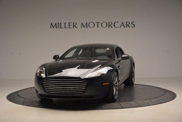 New 2017 Aston Martin Rapide S Shadow Edition for sale Sold at Maserati of Greenwich in Greenwich CT 06830 1