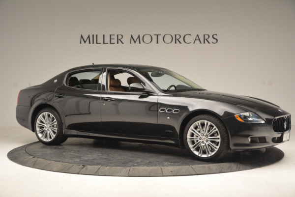 Used 2013 Maserati Quattroporte S for sale Sold at Maserati of Greenwich in Greenwich CT 06830 10